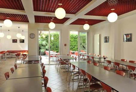 Hostel dining