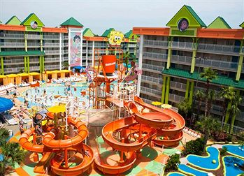 Nickelodeon Suites Hotel