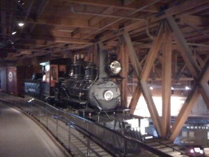 California State Railroad Museum in Sacramento, California ~ I-5 Road Trip Pit Stops for Families