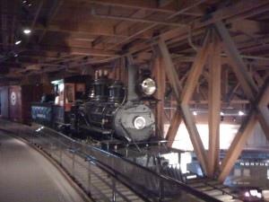 California State Railroad Museum Redding California