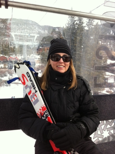 Keystone Mountain Gondola ~ Tips for Family Ski Trips from a Former Scaredy Cat Skier