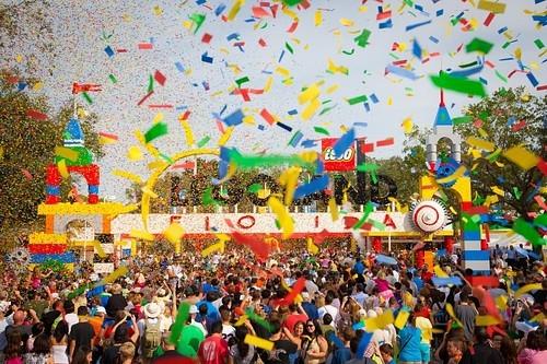 LEGOLAND Florida Grand Opening