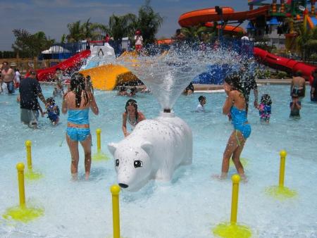 LEGOLAND Water Park Splash Fountain