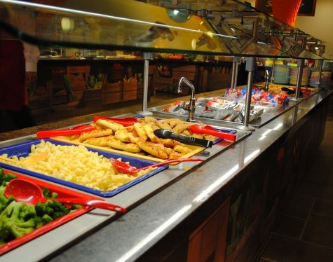 LEGOLAND Hotel buffet restaurant review