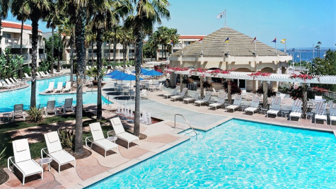 Pools at Loews Coronado Bay Resort (Photo by Loews)