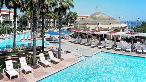 Pools at Loews Coronado Bay Resort (Photo by Loews)