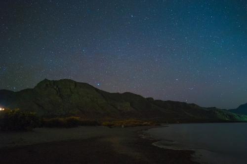 Villa del Palmar Loreto nighttime stars