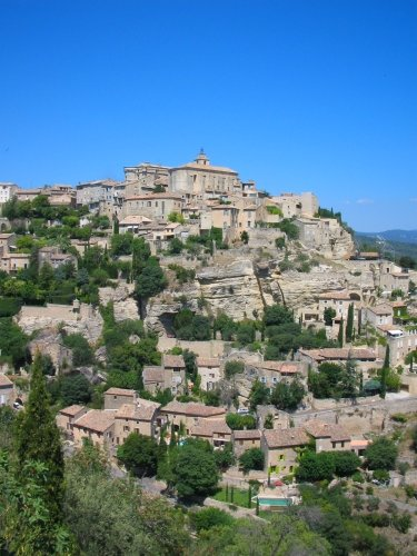 Gordes in Le Luberon, France