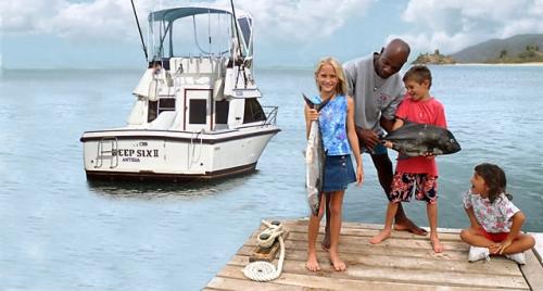 Curtain Bluff Resort, Antigua ~ 5 Top Luxury Hotels for Children