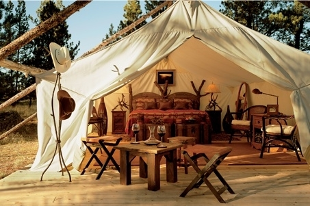 Paws Up Resort, Montana ~ 5 Top Luxury Hotels for Children