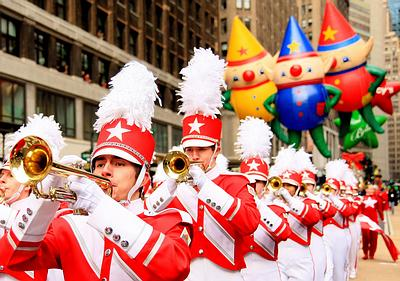 Macy's Thanksgiving Day Parade (Photo Courtesy of Macy's)