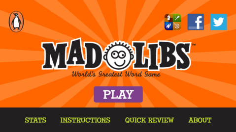 Travel Mad Libs - Mad Libs app