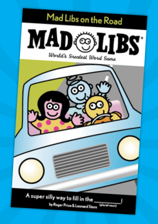 Travel Mad Libs - Mad Libs on the Road