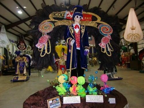 Krewe of Gemini Mardi Gras Museum