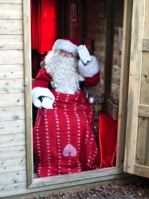 Belgian Christmas market