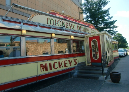 Mickey's Diner St. Paul