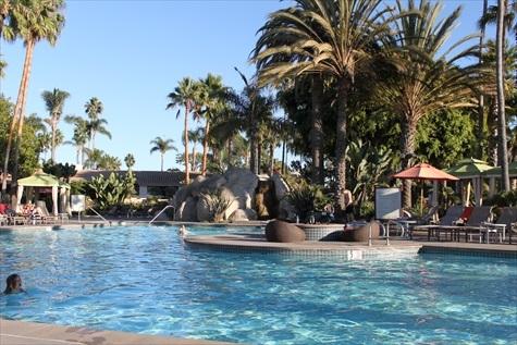 Hilton on Mission Bay pool