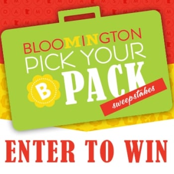 Bloomington Minnesota Pick Your Pack giveaway