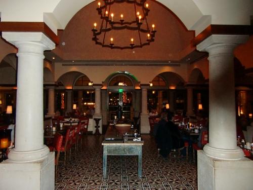 Prado Restaurant Intercontinental Montelucia