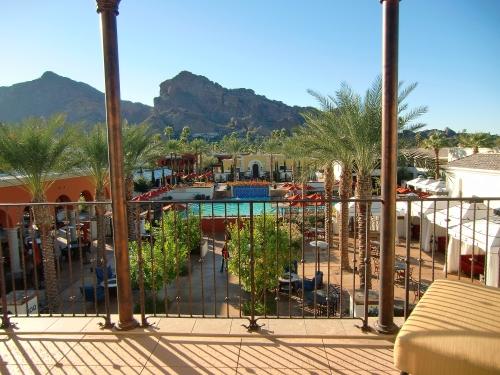 Camelback Mountain Intercontinental Montelucia Scottsdale Arizona