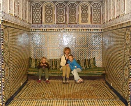 Dar Menebhi Palace Marrakech Museum