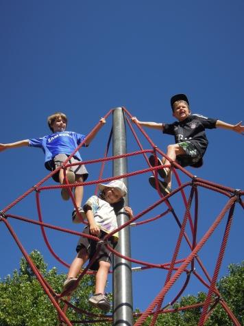 Munich's Enlishcer Garten ~ Munich with Kids