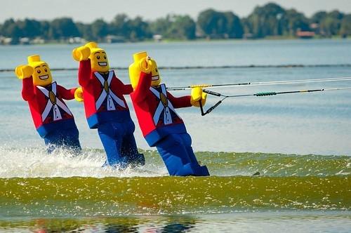 Legoland Florida waterski