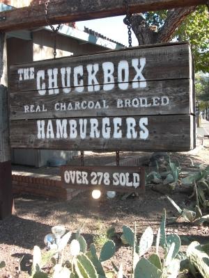 The Chuckbox in Tempe, Arizona
