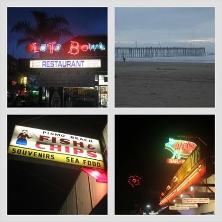 Pismo Beach sites