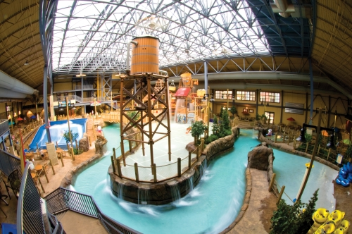 Silver Mountain Resort Indoor Water Park