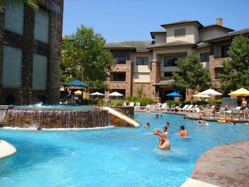 Pool at the Woodlands Resort
