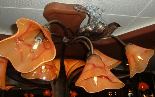 Remy crystal figuerine on Disney Fantasy
