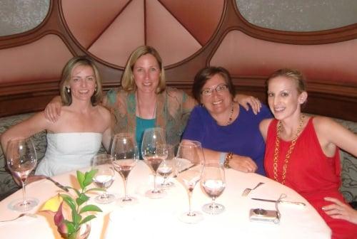 Remy restaurant princess table