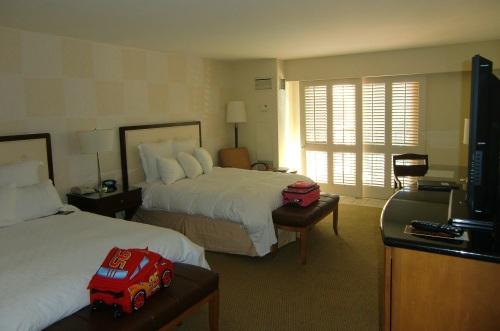 Renaissance Esmeralda hotel room