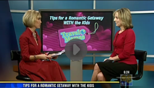 Tips for a romantic getaway with the kids on CBS 8