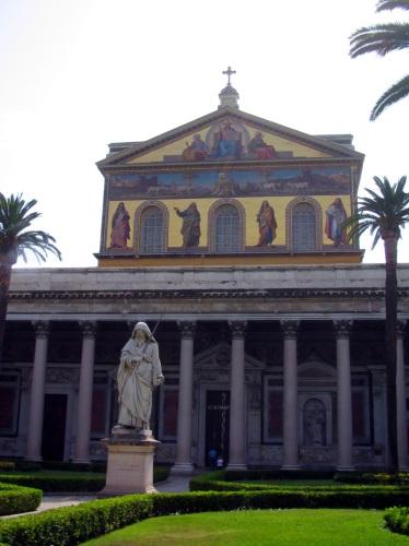 St Paul's Basilica, Rome