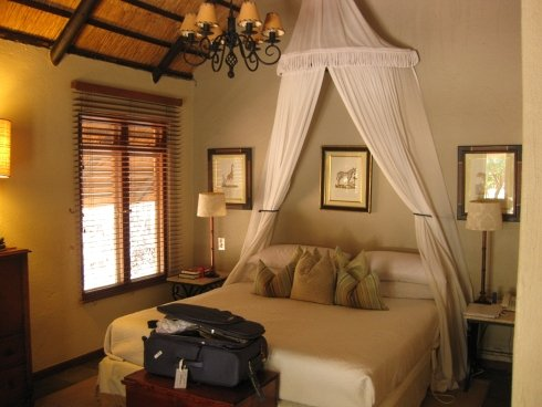 Ngala Safari Lodge room