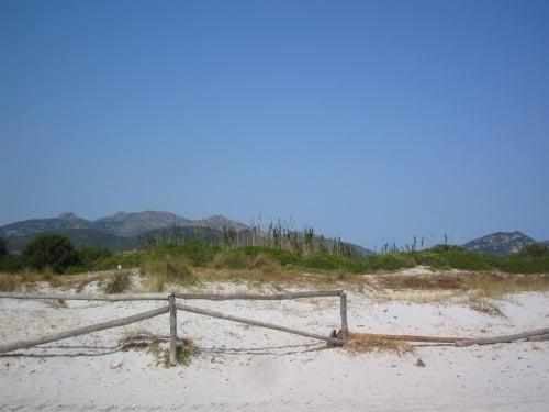 La Cinta Beach Sardinia
