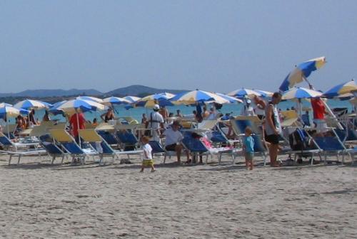 La Cinta Beach, Sardinia