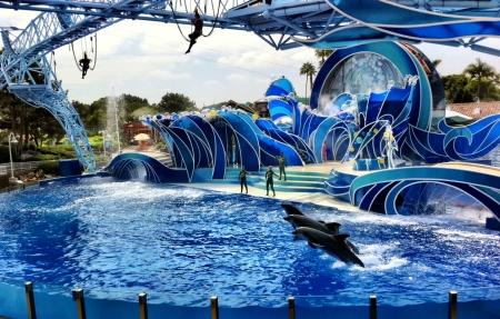Blue Horizons SeaWorld