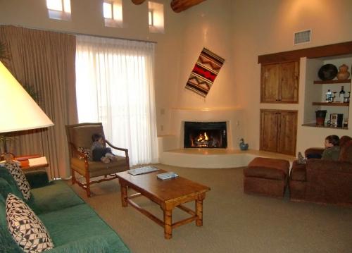 Enchantment Resort Fireplace