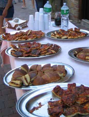 Sicilian Foccaccia