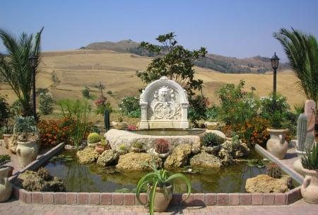 Sicilian Fountain