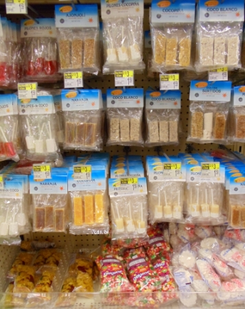 Puerto Rican Candies