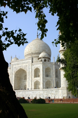 Win a trip for two to India to visit the Taj Mahal!