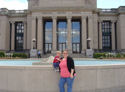 Missouri History Museum ~ St. Louis with Kids