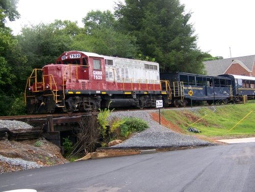 Blue Ridge Scenic Railway in Georgia ~ Train Rides with Kids in America's Southeast