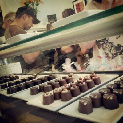Valentine's Day activities in Toronto - chocolate tasting tour