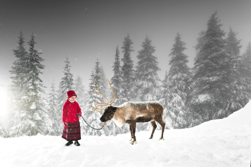 The Peak of Christmas at Grouse Mountain (Photo courtesy of Grouse Mountain) - Christmas Fun