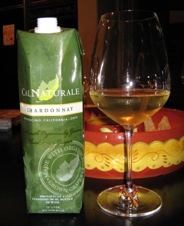 calnaturale wine